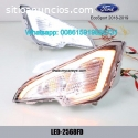 Ford EcoSport LED DRL day time lights