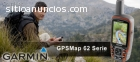 Gps Navegador Satelital Garmin GPSMAP62s