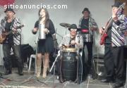 GRUPO MUSICAL PARA FIESTAS EN VIVO