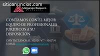 jurídicos especializados