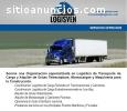 Logisven- Camión 750 /10 toneladas