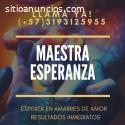 MAESTRA ESPERANZA EXPERTA EN AMARRES DE