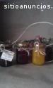 Mermeladas y salsas artesanales