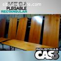 MESA PLEGABLE PARA EVENTO INDUSTRIAS CAS