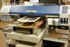 Mimaki GP 604D Direct to garment printer