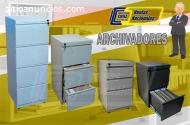 Mobiliario oficina Industrias Cruz Carib