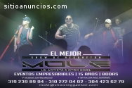 Mole - Show De Reggaeton - Diciembre