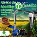 Molino de Martillo para granos de cafe