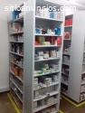 mostradores para farmacias