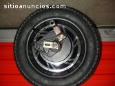 Motores Eléctricos para Motos eléctricas