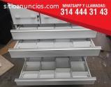 muebles metalico almacenar medicamentos