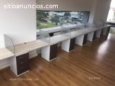 Muebles y Divisiones oficina