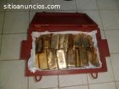 oferta de oro en prelingots