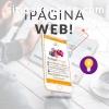 PAGINA WEB+500 TARJETAS DE PRESENTACIÓN