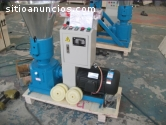Peletizadora 200 mm electrica 7.5 kw