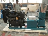 Peletizadora 360 mm 55 hp DIESEL