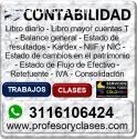 Profesor particular Contabilidad Clases