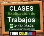 Profesor particular Finanzas Medellin