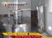 Reparacion de Calentadores en Acero Inox