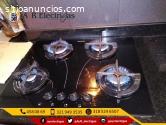 Reparacion de Estufas a Gas