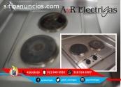 Reparacion de Estufas Electricas