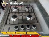 Reparacion y Mantenimiento de Estufas