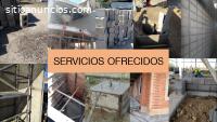Reparaciones locativas y obra civil - CN