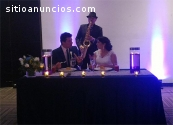 Saxofon para Celebraciones