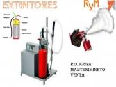 Servicio de extintores