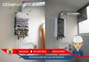 Servicio Tecnico Calentadores Challenger