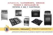Servicio Tecnico de Hornos Centrales