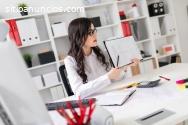 Solo para mujeres: trabajo via web