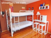 Stay in a fully furnished hostel with t