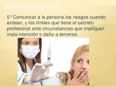 suministro enfermeras niñeras empleadas