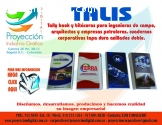 TALLY BOOKS Y BITACORAS PARA INGENIEROS