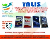 TALLY BOOKS Y LIBRETAS PARA INGENIEROS