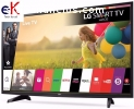 "televisor LG led 43""LJ550 full hd smart"