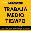 TRABAJO CON HORARIOS FLEXIBLES
