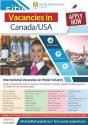 """""""TRABALHOS PARA - Hotel no Canadá/USA"""""""