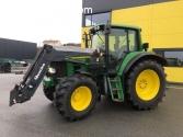Tractor Agrícola  John Deere 6430  Año: