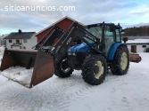 Tractor Agricola New Holland TL100