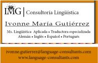 Traducciones de alemán, inglés, español