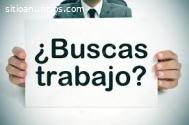 VACANTES DE TRABAJO CON BUENOS INGRESOS