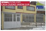 VENDEMOS CASA 2 PLANTAS CIUDAD JARDIN