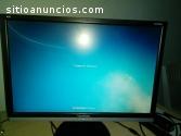 vendo monitor LCD 17 pulgadas