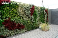 venta de jardines verticales,jardines