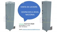 venta de locker metalico