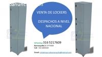 venta de locker metalico