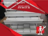 venta estanterias metalicas colombia