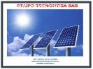 Venta  sistemas de energía solar BOGOTÁ.
